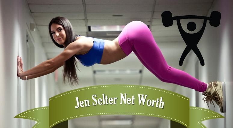 Jen Selter est reconnue comme la femme qui a les plus belles fesses d internet  !!! d8ba69c0973