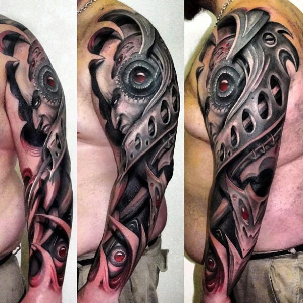 Voici Les Tatouages Bio M 233 Canique Les Plus Styl 233 S